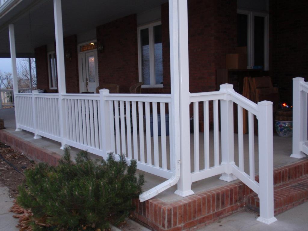 Deck and railing fence fencing gates pergola fort