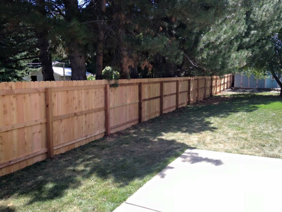 vinyl fencing Colorado