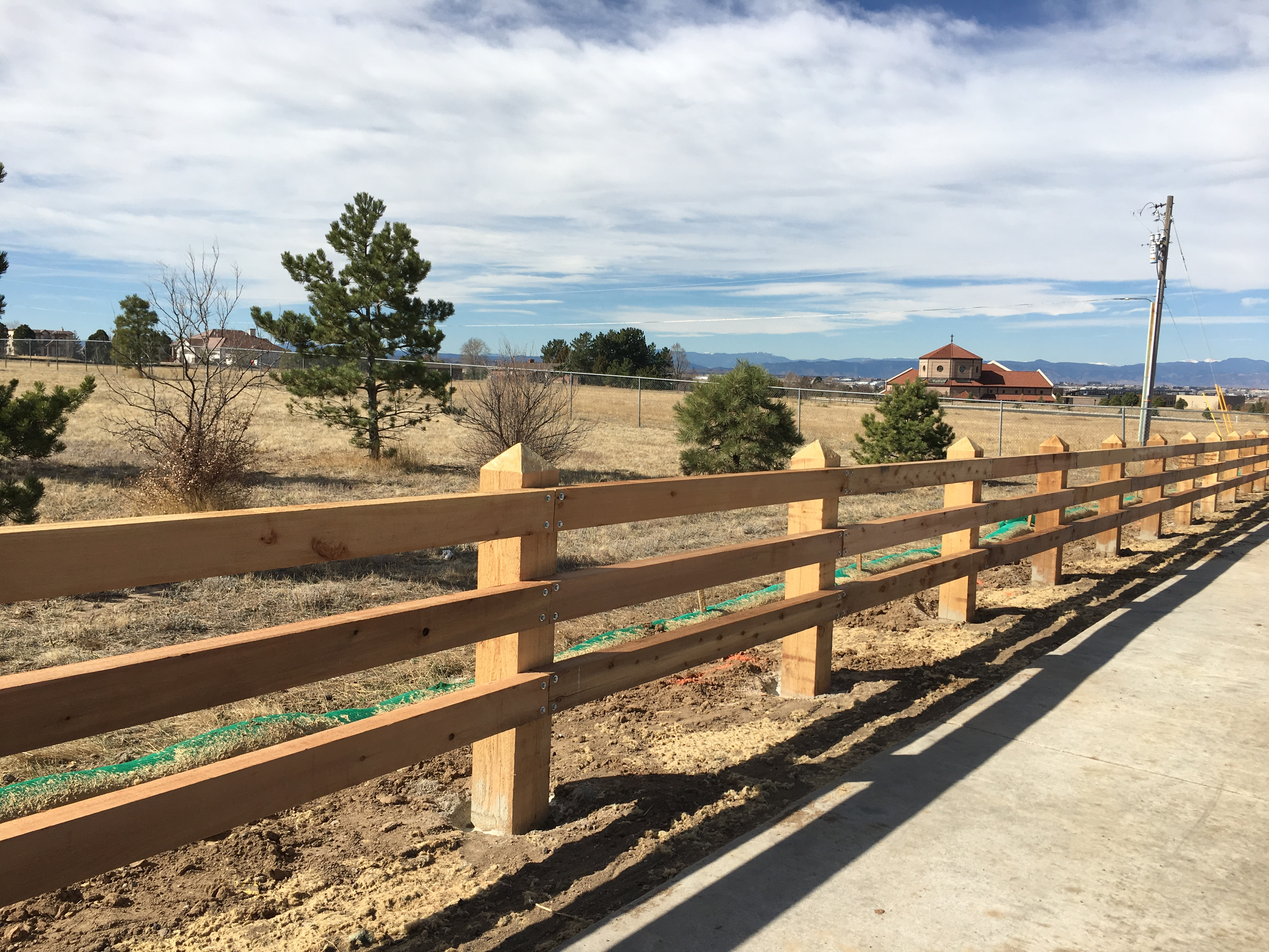 fencing installation colorado