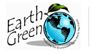 Earth Green Fence